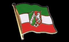 Flaggen-Pin Deutschland Nordrhein-Westfalen - 2 x 2 cm