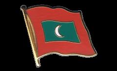Flaggen-Pin Malediven - 2 x 2 cm