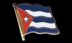 Flaggen-Pin Kuba - 2 x 2 cm