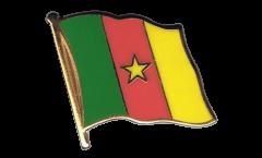 Flaggen-Pin Kamerun - 2 x 2 cm