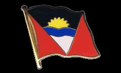 Flaggen-Pin Antigua und Barbuda - 2 x 2 cm