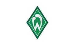 Aufnäher Werder Bremen Raute  - 7 x 10 cm