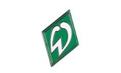 Pin Werder Bremen Raute  - 2 x 2 cm