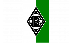 Hissflagge Borussia Mönchengladbach  - 150 x 250 cm