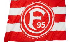 Hissflagge Fortuna Düsseldorf Basic - 100 x 150 cm