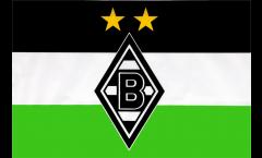 Hissflagge Borussia Mönchengladbach Logo - 150 x 250 cm