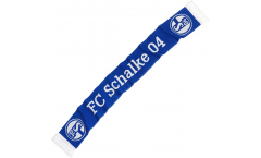 Schal FC Schalke 04 Classic - 17 x 150 cm