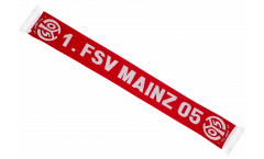 Schal 1. FSV Mainz 05 - 17 x 150 cm