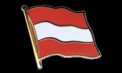 Flaggen-Pin Österreich - 2 x 2 cm