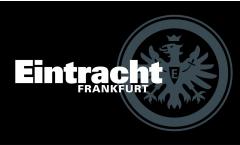 Zimmerflagge Eintracht Frankfurt - 90 x 140 cm
