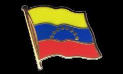 Flaggen-Pin Venezuela - 2 x 2 cm