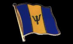Flaggen-Pin Barbados - 2 x 2 cm