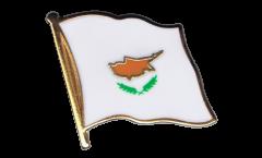 Flaggen-Pin Zypern - 2 x 2 cm