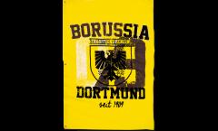 Hissflagge Borussia Dortmund Stadtwappen - 100 x 150 cm
