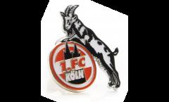 Pin 1. FC Köln Logo - 2.5 x 2 cm