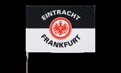 Stockflagge Eintracht Frankfurt - 60 x 90 cm