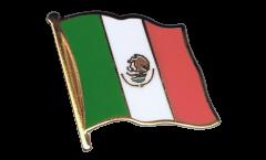 Flaggen-Pin Mexiko - 2 x 2 cm