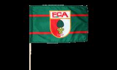 Stockflagge FC Augsburg - 60 x 80 cm