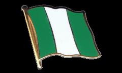 Flaggen-Pin Nigeria - 2 x 2 cm