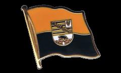 Flaggen-Pin Deutschland Sachsen-Anhalt - 2 x 2 cm