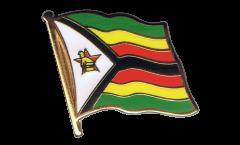 Flaggen-Pin Simbabwe - 2 x 2 cm