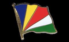 Flaggen-Pin Seychellen - 2 x 2 cm