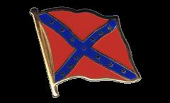Flaggen-Pin USA Südstaaten - 2 x 2 cm