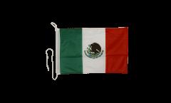 Bootsfahne Mexiko - 30 x 40 cm
