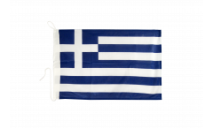 Bootsfahne Griechenland - 30 x 40 cm