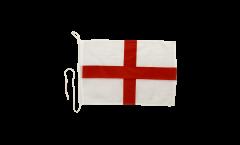 Bootsfahne England St. George - 30 x 40 cm