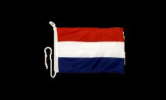Bootsfahne Niederlande - 30 x 40 cm