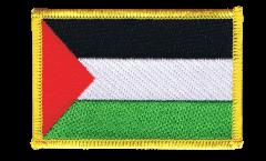 Aufnäher Palästina - 8 x 6 cm