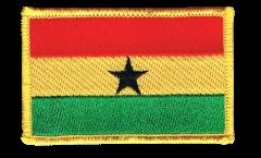 Aufnäher Ghana - 8 x 6 cm