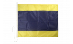 Signalflagge Delta (D) - 75 x 90 cm