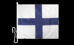 Signalflagge Xray (X) - 75 x 90 cm