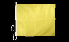 Signalflagge Quebec (Q) - 75 x 90 cm