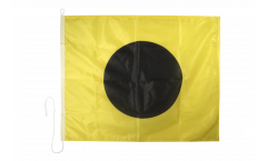Signalflagge India (I) - 75 x 90 cm