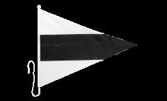 Signalflagge Hilfsstander 3 - 60 x 90 cm