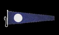 Zahlenwimpel 2 - 45 x 180 cm