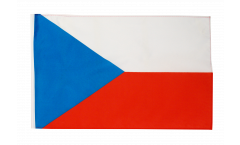 Flagge Tschechien - 10er Set - 30 x 45 cm