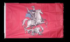 Flagge Russland Moskau