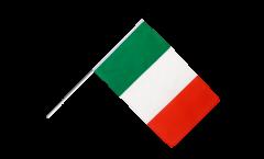 Stockflagge Italien - 60 x 90 cm