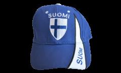 Cap / Kappe Finnland, fan