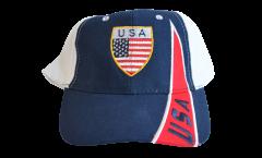 Cap / Kappe USA, fan