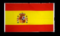 Balkonflagge Spanien - 90 x 150 cm