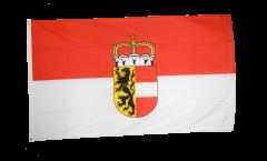 Flagge Österreich Salzburg