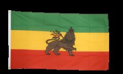Flagge Äthiopien alt