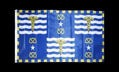 Flagge Australien Stadt Brisbane - 90 x 150 cm