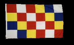 Flagge Belgien Antwerpen - 90 x 150 cm