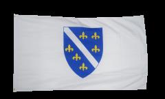 Flagge Bosnien alt 1992-1998